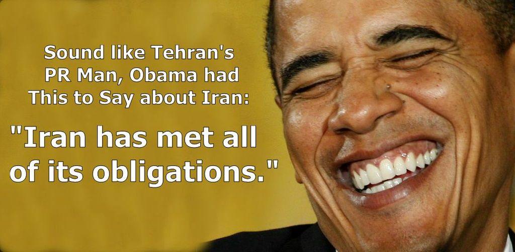 Image result for obama iran deal